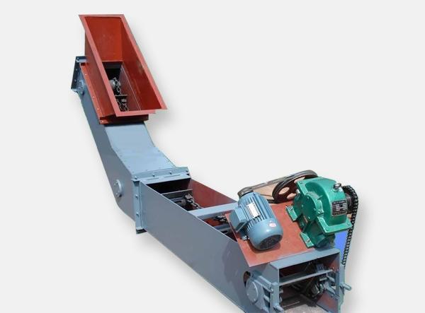 Slag removal machine
